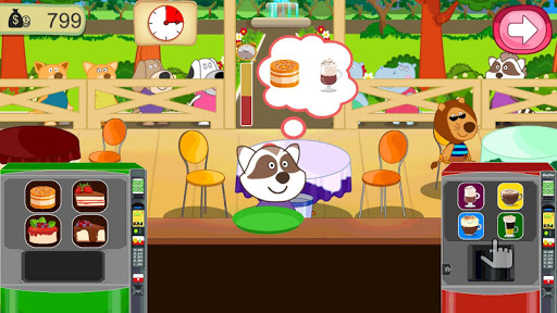 Cafe Mania: Kids Cooking Games 1.2.1 screenshots 16