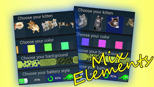 Kitten Battery Widget Premium For Pc 2020 (Download On Windows 7, 8, 10 And Mac) 2