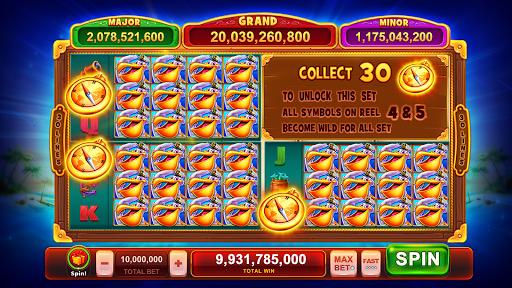 golden grand scratcher Slot Machine
