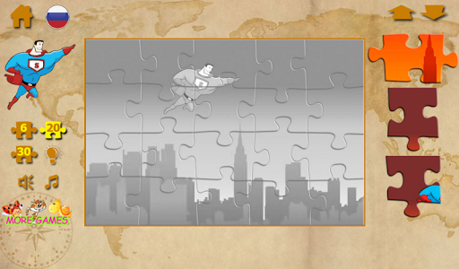 city puzzles screenshot 3