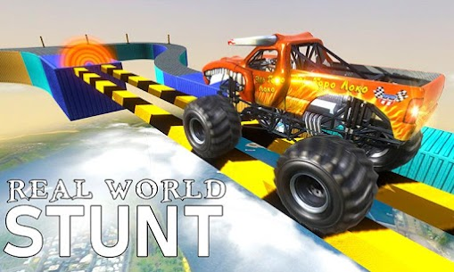 Sky Ramp Monster Truck For Pc (Free Download – Windows 10/8/7 And Mac) 2