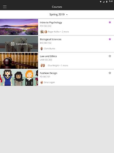 Blackboard apktram screenshots 5