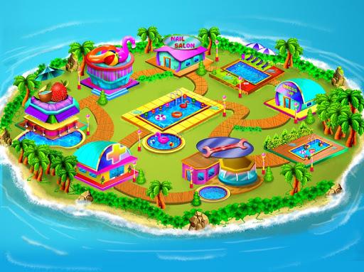 Summer Girl - Fun Pool Party  screenshots 6