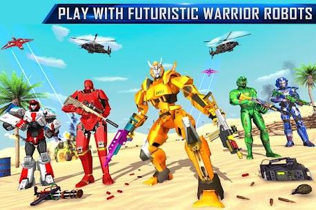 FPS Robot Shooting Strike : Counter Terrorist Game 2.7 Apk 2