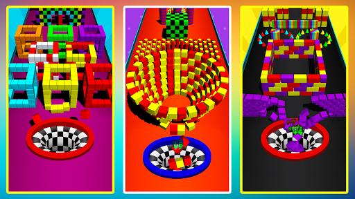 BHoles: Color Hole 3D 1.4.2 screenshots 6