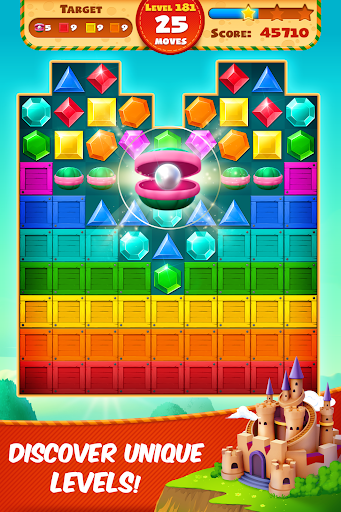 Jewel Empire : Quest & Match 3 Puzzle 3.1.22 Screenshots 3