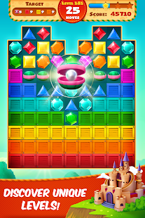 Jewel Empire : Quest & Match 3 Puzzle screenshots 3
