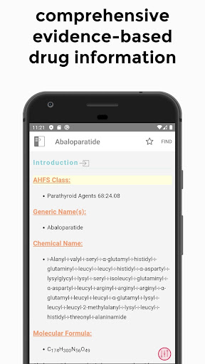 AHFS Drug Information (2021) 3.5.14 Screenshots 2