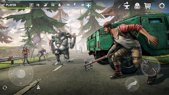 Dark Days: Zombie Survival Mod Apk v1.5.14 (Mod Money) 1
