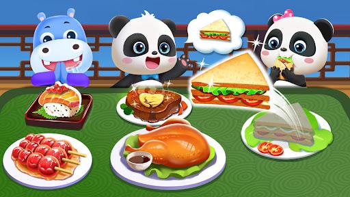 Little Panda: Star Restaurants  screenshots 5