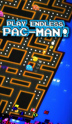 PAC-MAN 256 - Endless Maze  screenshots 1