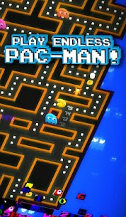PACMAN 256  Endless For Pc – Free Download For Windows 7, 8, 8.1, 10 And Mac 1