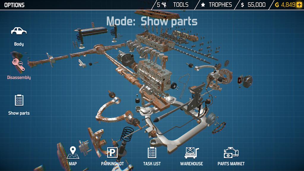 Car Mechanic Simulator  poster 11
