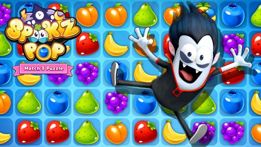 SPOOKIZ POP - Match 3 Puzzle 1.2.6 screenshots 9