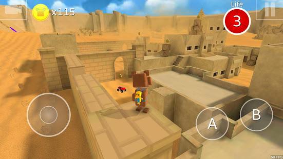 Image For 3D Platformer Super Bear Adventure Versi 1.9.9 1