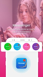 Messenger for All Message Apps 5