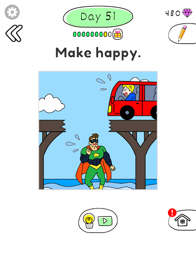 Draw Happy Hero  screenshots 7