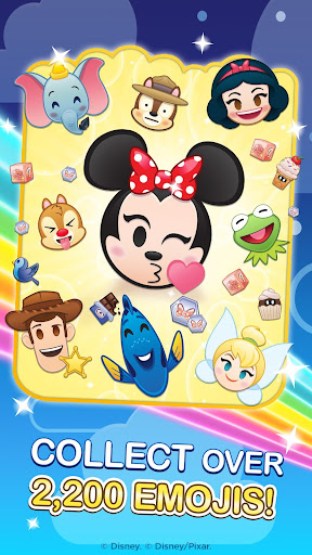 Disney Emoji Blitz apkslow screenshots 2