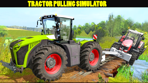 Tractor Pull & Farming Duty Game 2019 screenshots 2