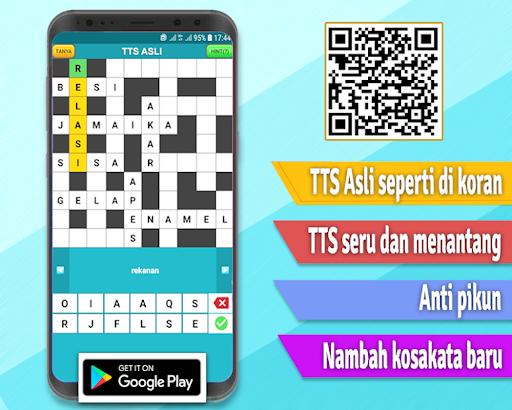 TTS Asli - Teka Teki Silang Pintar 2021 Offline  Screenshots 7