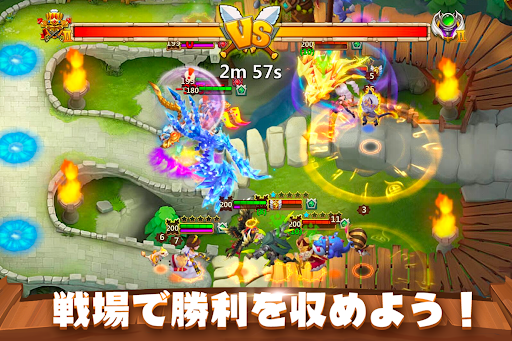 Castle Clashuff1au30aeu30ebu30c9u30edu30a4u30e4u30eb 1.7.5 screenshots 13
