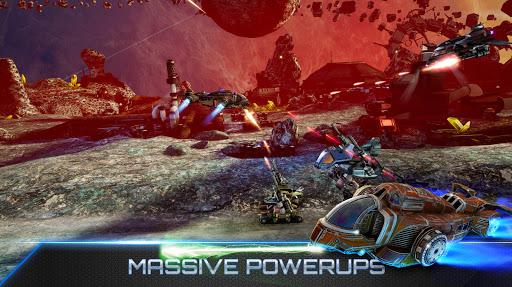 Robot ud83dude80Destroyer: Red Siren  screenshots 2
