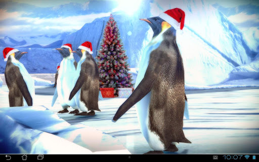 Christmas Edition: Penguins 3D For PC Windows (7, 8, 10, 10X) & Mac Computer Image Number- 9