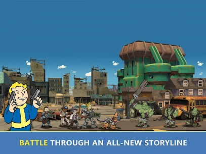 Fallout Shelter Online Mod Apk (Auto Win) 10