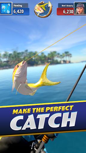 TAP SPORTS Fishing Game  screenshots 2