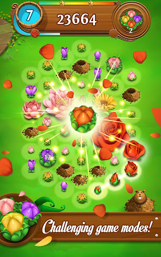 Blossom Blast Saga modavailable screenshots 14