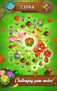 Blossom Blast Saga Screenshot