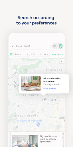 Badi u2013 Rent your Ideal Room or Apartment  Screenshots 2