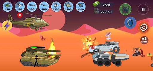 Stickman World Battle 1.02 screenshots 5