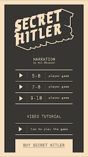 Secret Hitler Companion 1.0 screenshots 1