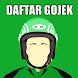 Cara Daftar Gojek Driver Online