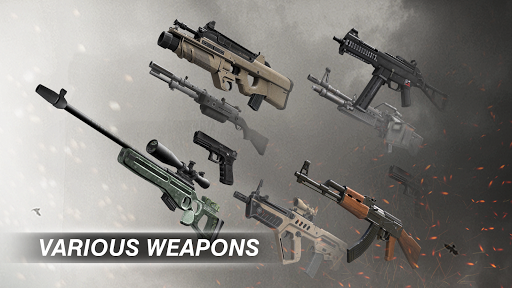 Call of Modern Warfare: Free Commando FPS Game screenshots 17
