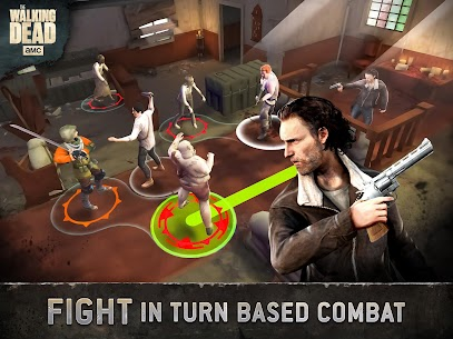 The Walking Dead No Man's Land Unlimited Gold Apk 8
