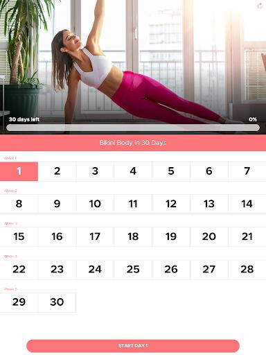 Foto do 30 Day Bikini Body Challenge