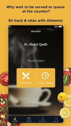 aliments 4.9.0 screenshots 1