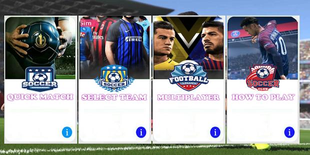 Dream Winning League 2020 1.2 Screenshots 7