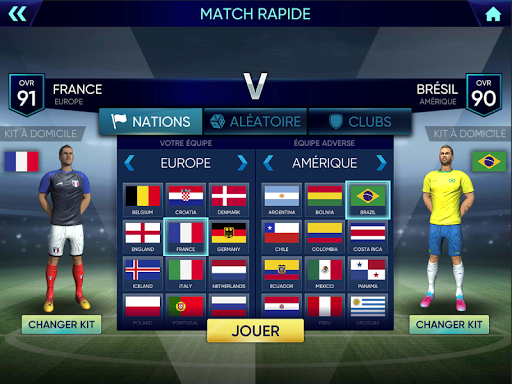 Code Triche Coupe du monde de football 2021: Ultimate League (Astuce) APK MOD screenshots 1