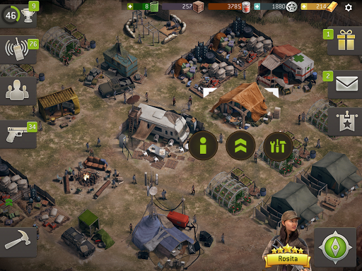 The Walking Dead No Man's Land screenshots 14
