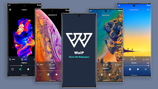 WalP - HD & 4K Stock Wallpapers (Backgrounds) Screenshot