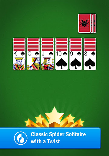 Spider Go: Solitaire Card Game apkdebit screenshots 6