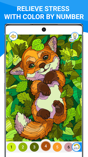 Happy Canvasu2122 - Color by Number Book 2.1.2 screenshots 1