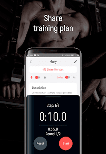 Holy WOD functional fitness + free WOD timer