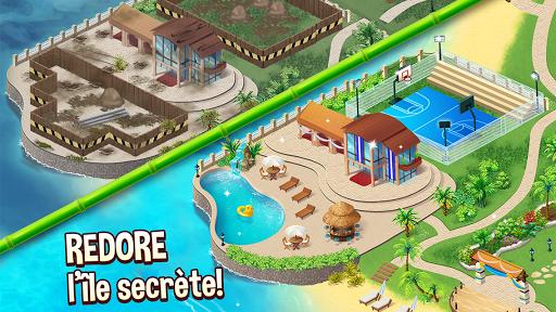 Code Triche Starside Resort de Célébrité (Astuce) APK MOD screenshots 3