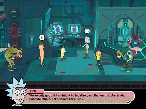 Rick and Morty: Clone Rumble 1.3 Screenshots 10
