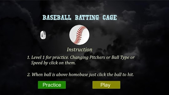 Baseball Batting Cage 3D For Pc – Free Download On Windows 10/8/7 And Mac 1