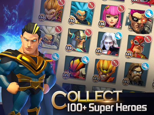 Clash of Zombies: Heroes Game 1.0.1 screenshots 10